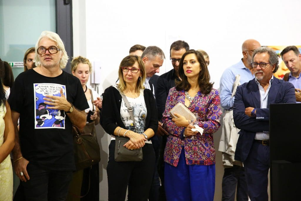 Invitati al Vernissage