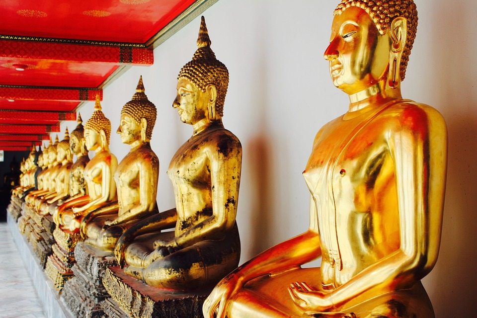 Bangkok, città dei Buddha dorati