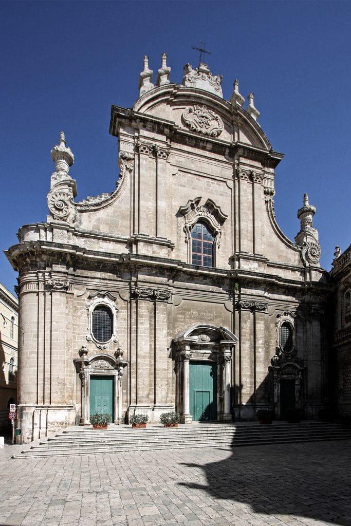 Basilica di Maria Santissima della Madia, Cattedrale di Monopoli