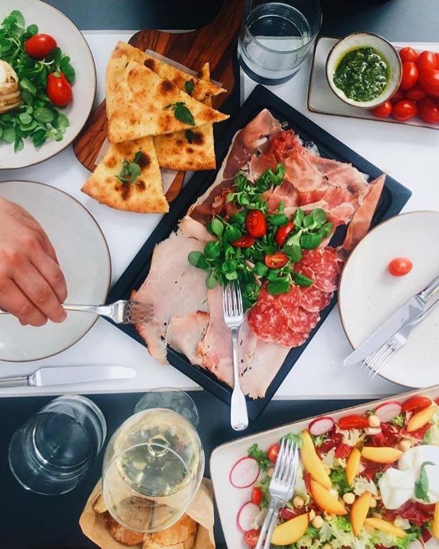 Milano, Obicà Mozzarella Bar