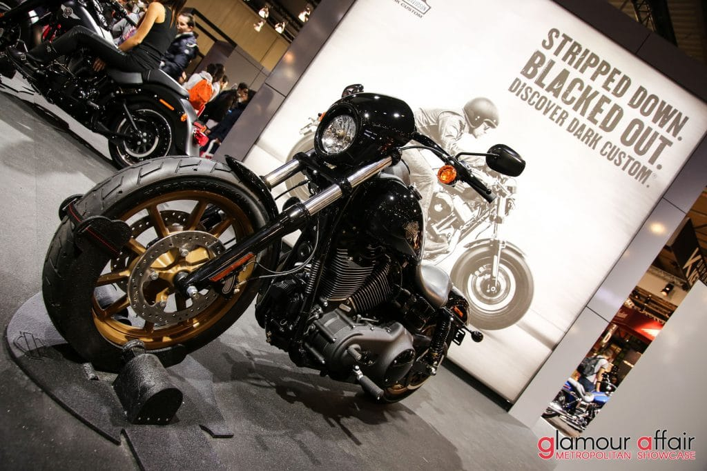 Eicma 2016, Milano Rho Fiera; Stand Harley Davidson;