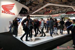 Eicma 2016, Milano Rho Fiera; Stand Honda;