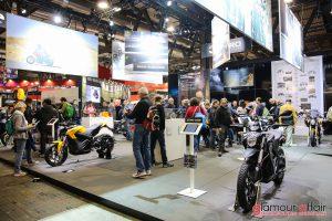 Eicma 2016, Milano Rho Fiera; Moto elettriche