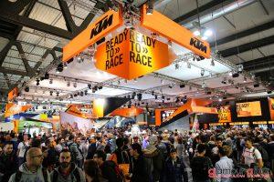Eicma 2016, Milano Rho Fiera; Stand KTM