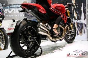 Eicma 2016, Milano Rho Fiera; Stand Ducati; Eicma Girl