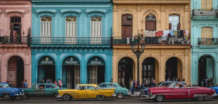 CUBA: PERCHE' ANDARCI NEL 2017