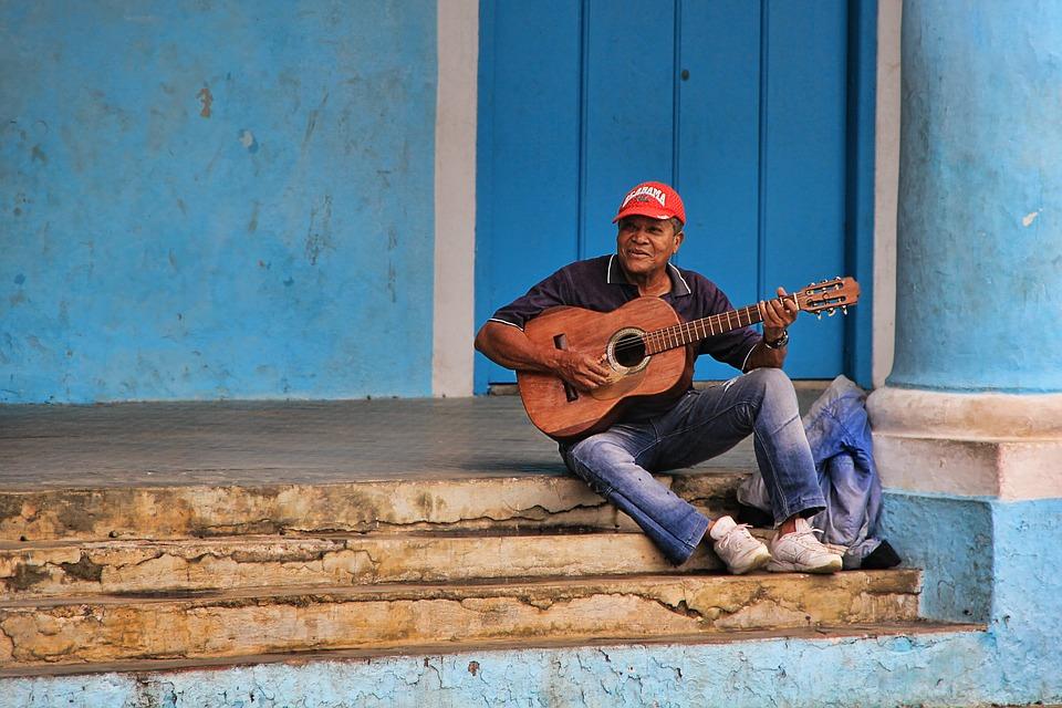 Cuba-musicista