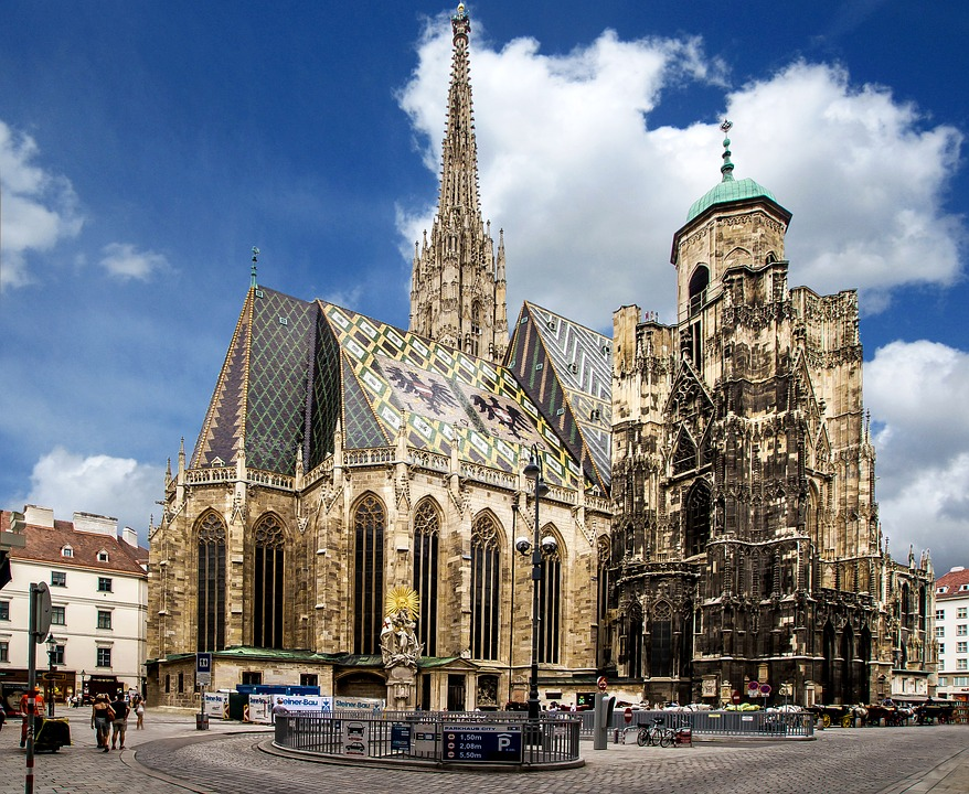 Vienna-Stephansdom