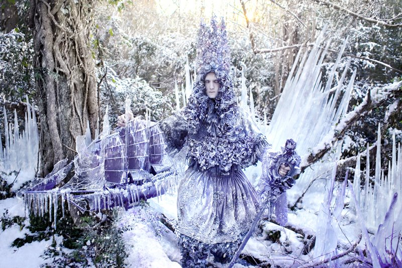 Wonderland, Kirsty Mitchell