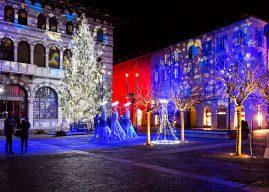 GALLERY COMO MAGIC LIGHT FESTIVAL
