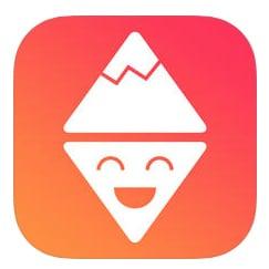 FrontBack selfie app.