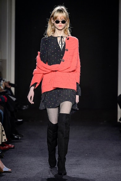 Sfilata KristinaTi fall winter 2017-18.