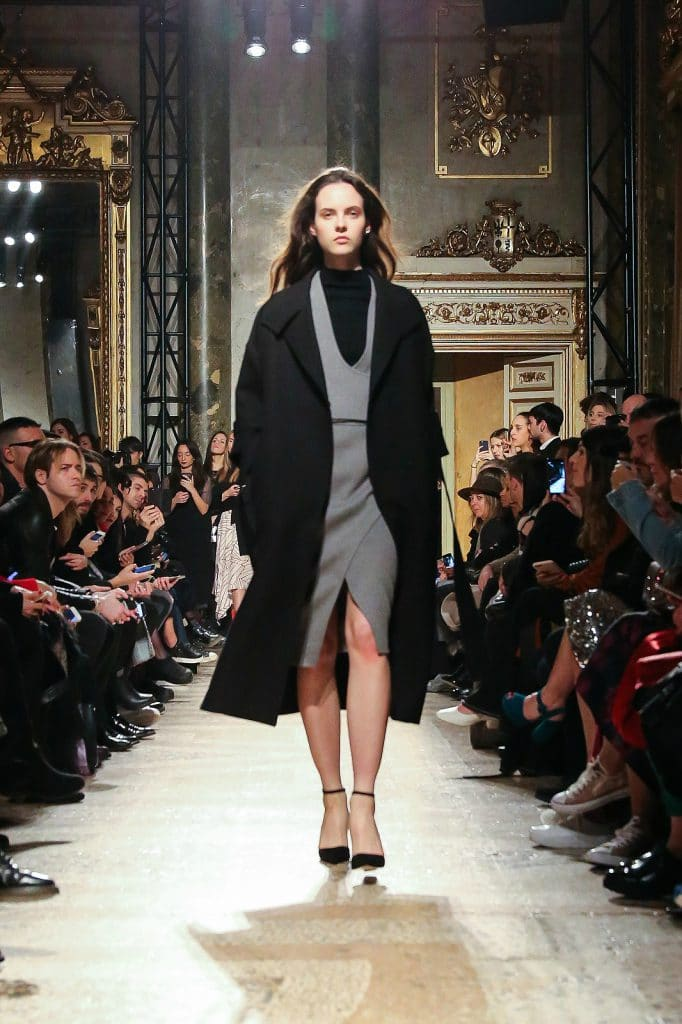 Sfilata Maryling fall winter 2017-18.