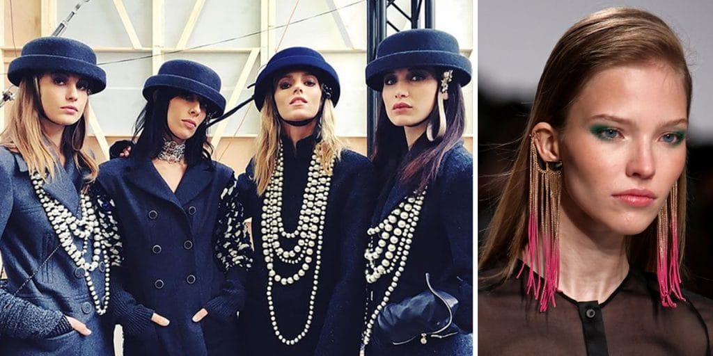 Trend - Gioielli; Ph. Credits: Chanel; Stile.it