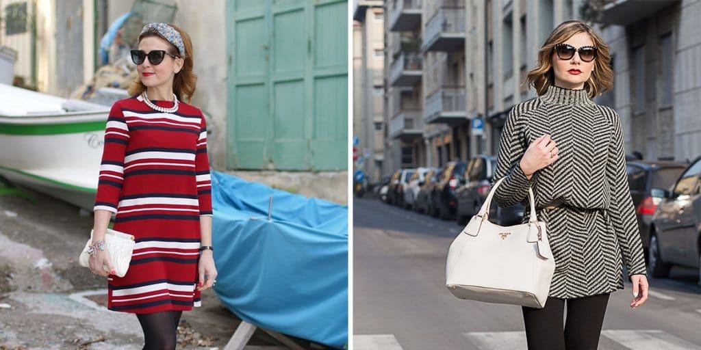 Trend - le righe; Fashion and Cookies; Coco et La vie en rose