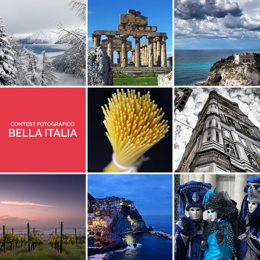 photo contest Bella Italia