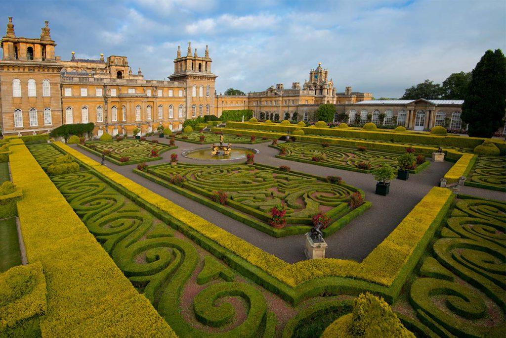 Blenheim Palace, Gran Bretagna