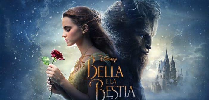 """IL SUCCESSO DE """"LA BELLA E LA BESTIA"""", IL FILM DISNEY"""