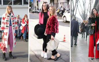 00_LA MODA PER STRADA; milano fashion week; street style; blogger durante la milano fashion week; settimana della moda look; look bizzarri; idee outfit