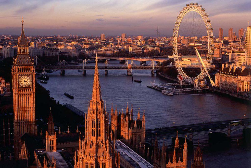 Londra, Gran Bretagna