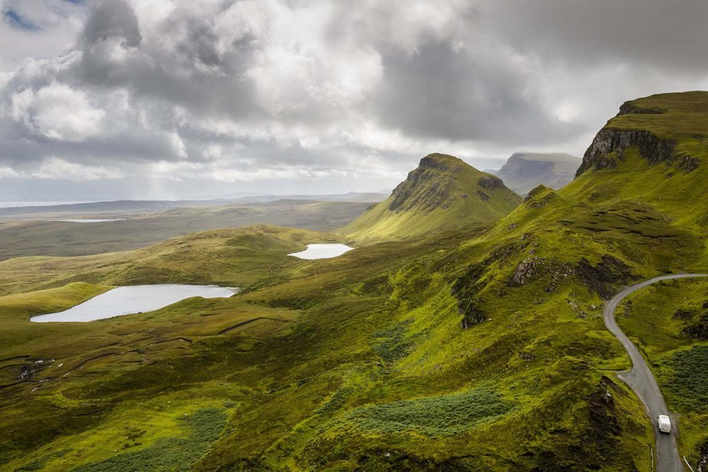 The Quairaig, Isola di Skye Gran Bretagna