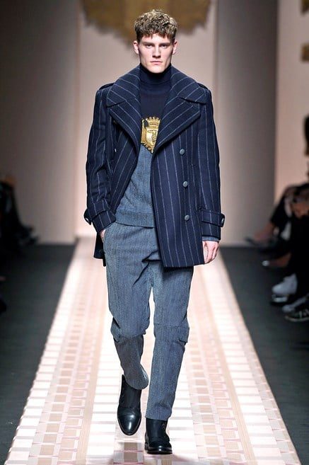 Trussardi fall winter 2017-18.