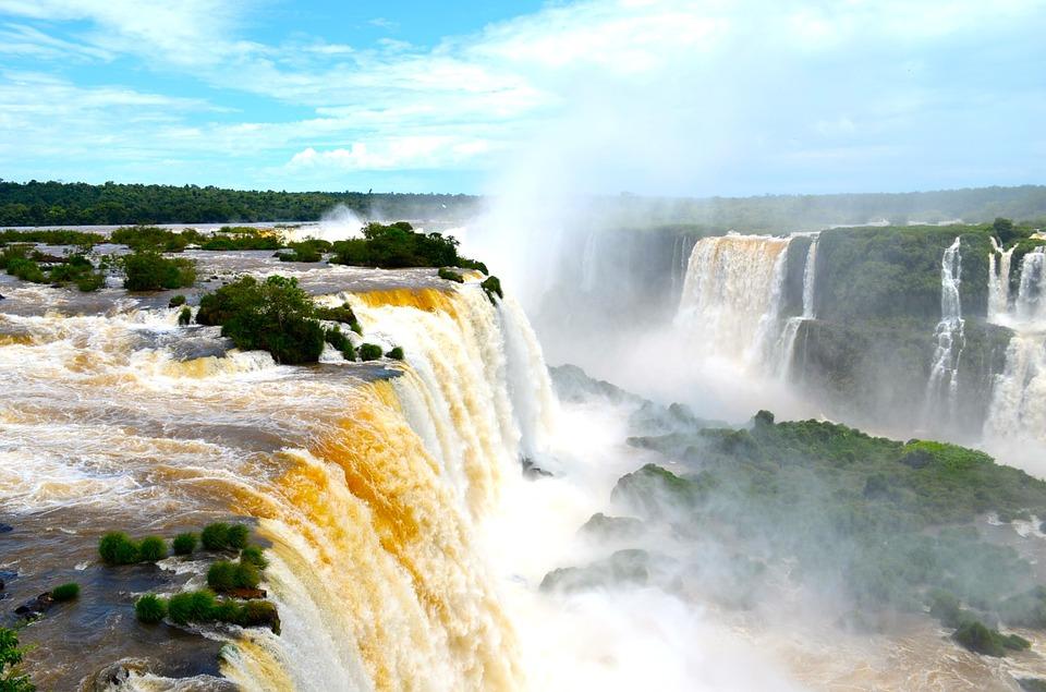 Argentina Cascate Iguazù