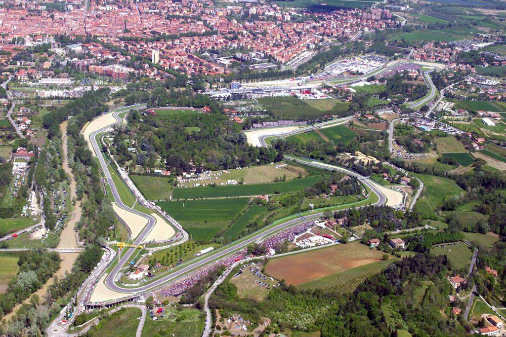 Circuito Enzo e Dino Ferrari Imola
