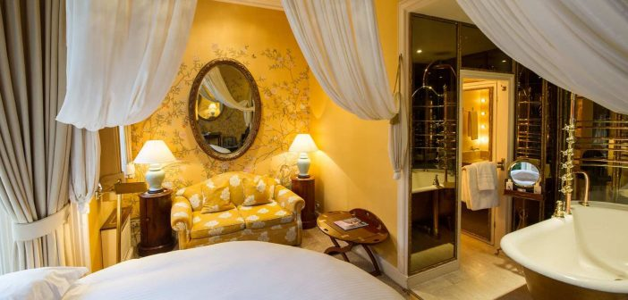 GIRO DEL MONDO IN 8 HOTEL DA FAVOLA