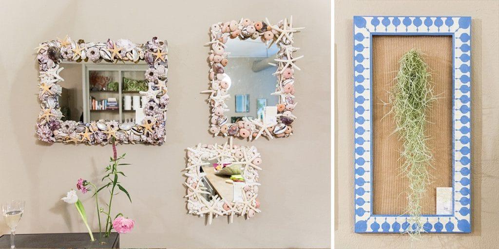 Showroom Be Flower a Milano, in via Rovello 17 - Quadri - Ph. Credit: Glamour Affair