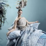Zara Home, Scatto di Tim Walker per la collezione di Simon Costin: La Grande Illusione