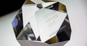 LEXUS DESIGN AWARD 2017