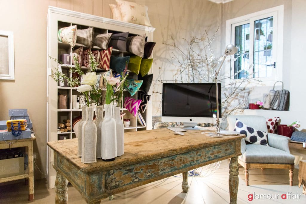 Showroom Be Flower a Milano, in via Rovello 17 - Ph. Credit: Glamour Affair