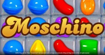 Moschino Candy Crush capsule collection.