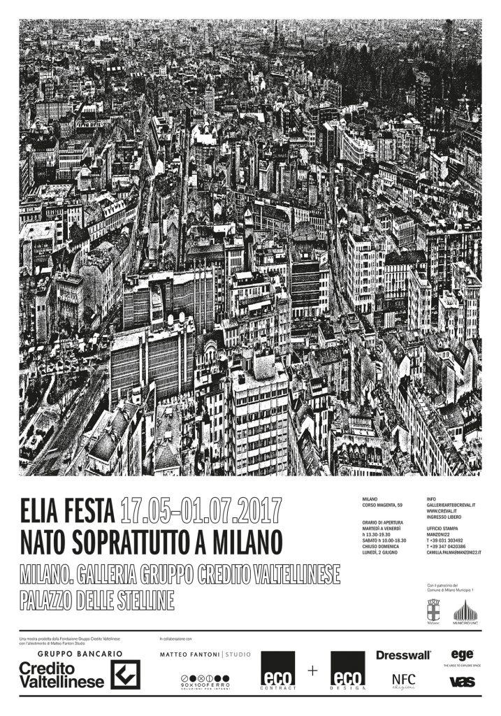 Elia festa, nato soprattutto a Milano