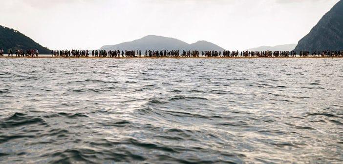 THE FLOATING PIERS: UN ANNO DOPO