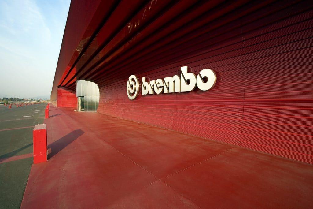 Kilometro Rosso Brembo