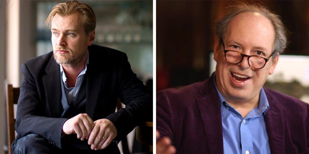 Christopher Nolan e Hans Zimmer