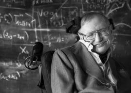 STEPHEN HAWKING: OLTRE I CONFINI DELL'UNIVERSO