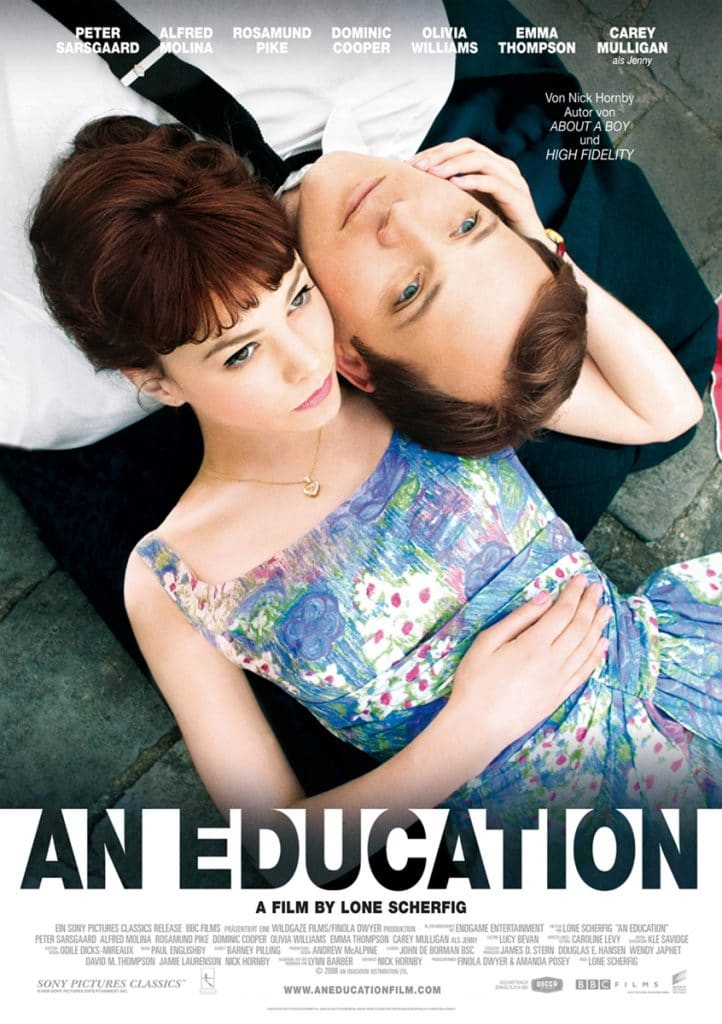 An Education, Donne e Cinema, GAreview Maggio 2018, magazine fotografico di glamouraffair.com