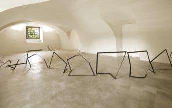 Arte Contemporanea a Villa Pisani 2018. A arte Invernizzi, Villa Pisani Contemporary Art. Lesley Foxcroft, Grazia Varisco.