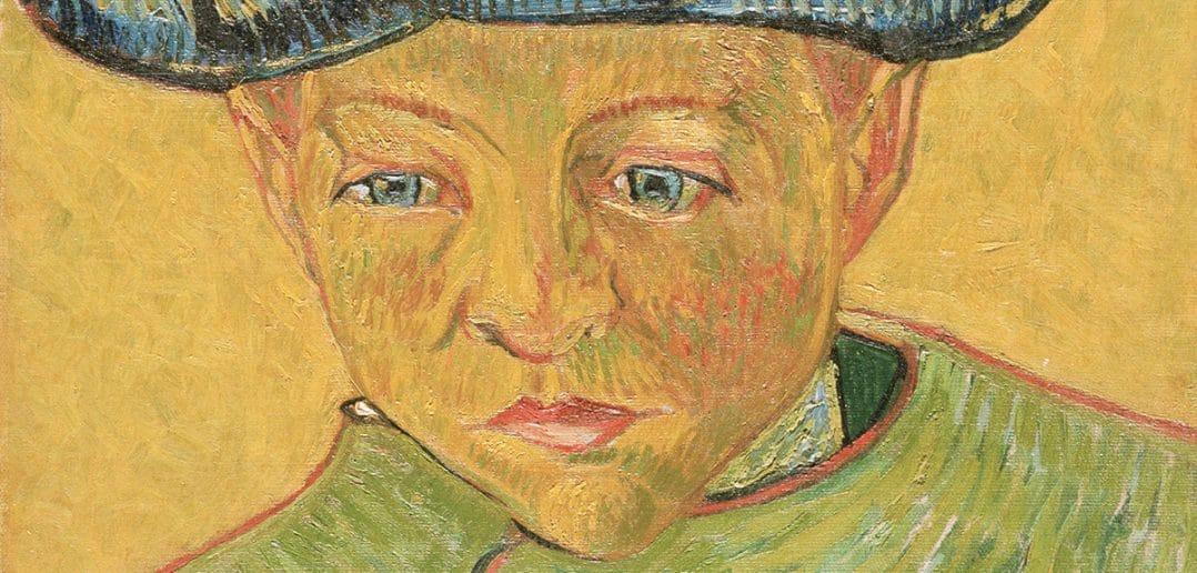Impressionismo e avanguardie, palazzo reale Milano, Vincent Vavn Gogh