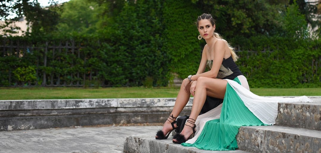 Martina Favaro, The influencer, GAreview settembre-ottobre 2018, Magazine online di glamouraffair.com