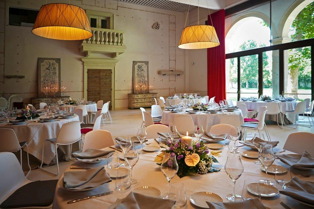 La Barchessa di Villa Pisani, Bagnolo di Lonigo, Vicenza. Sezione Food & Travel, GAreview settembre-ottobre 2018, Magazine online di glamouraffair.com