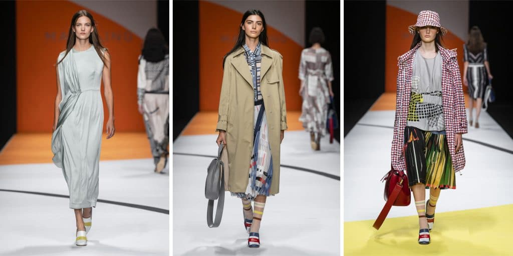 Maryling Fashion Show, spring summer 2019, Milano Fashion week 2018