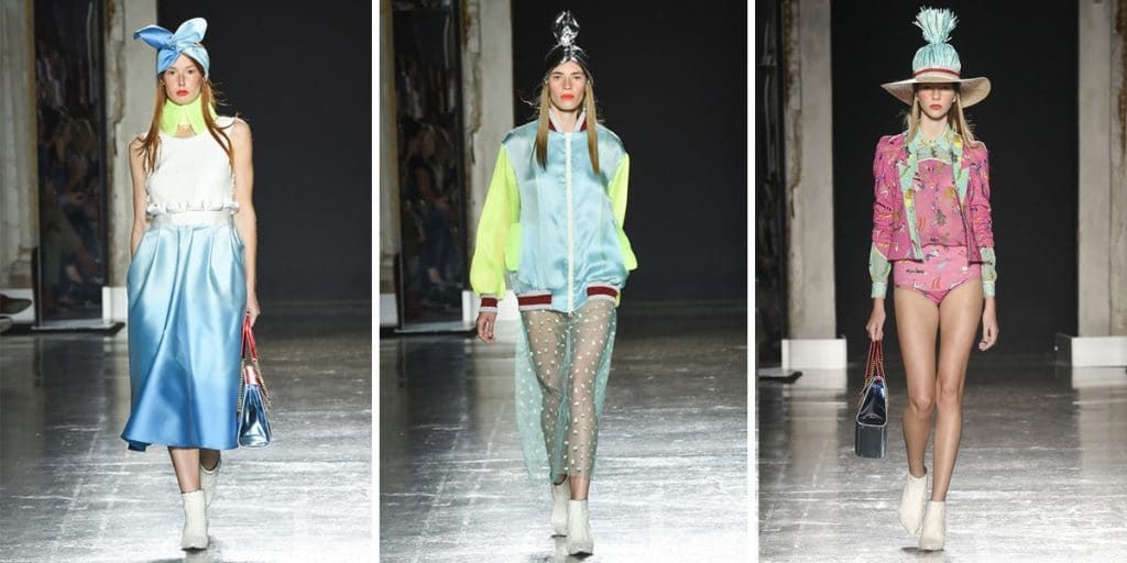 Ultràchic Fashion Show, spring summer 2019, Milano Fashion week 2018