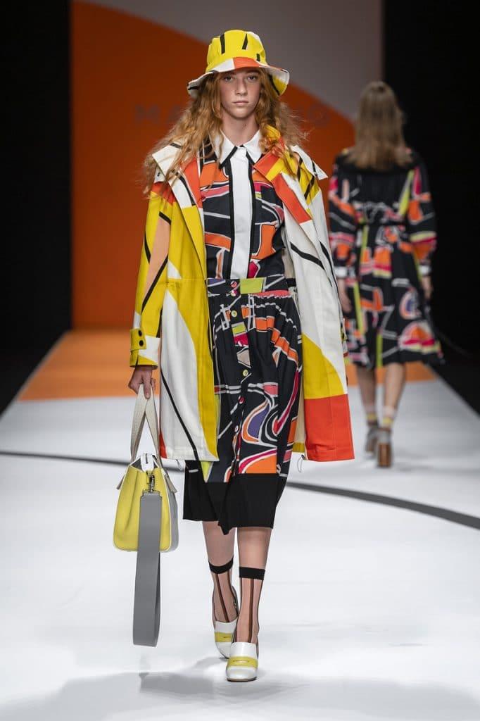 Maryling Fashion Show, spring summer 2019, Milano Fsshion week 2018