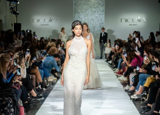 NICOLE MILANO 2019 COLLECTIONS FASHION SHOW