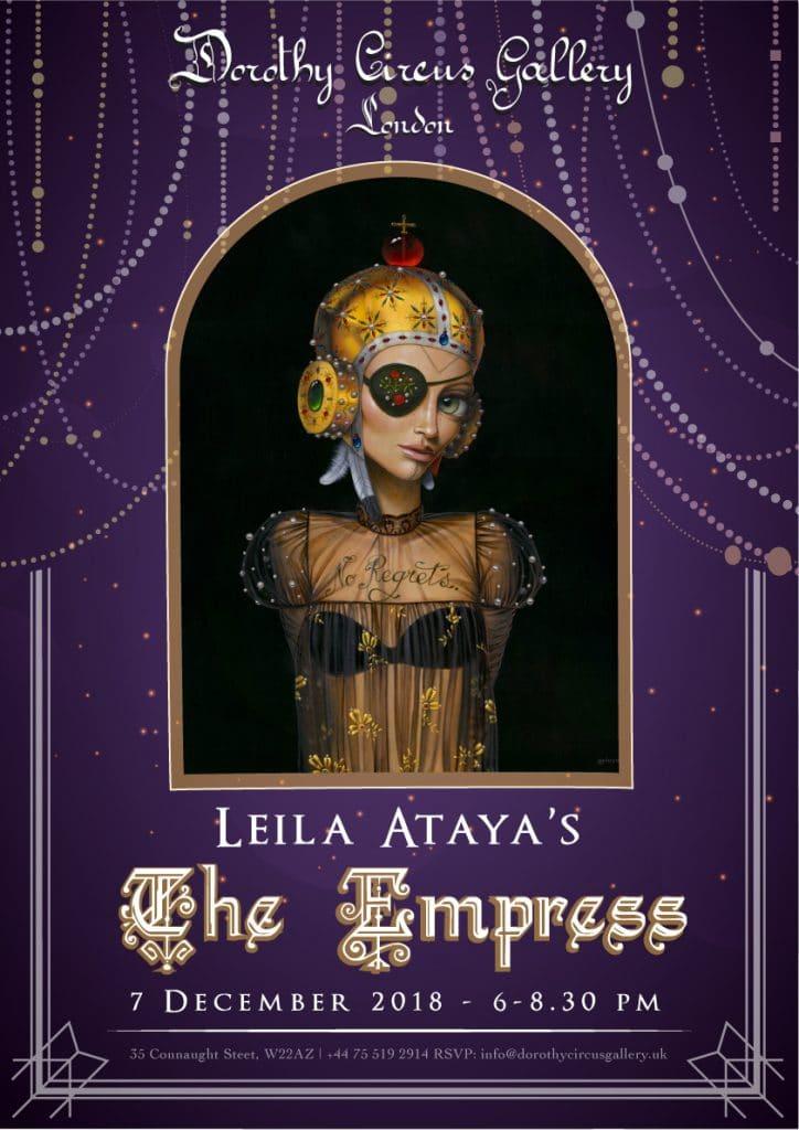 THE EMPRESS, LEILA ATAYA