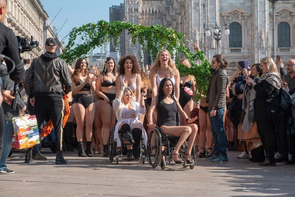 Body Positive Catwalk 2019, Laura Brioschi